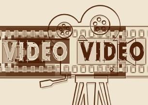 professionele vhs videorecorder